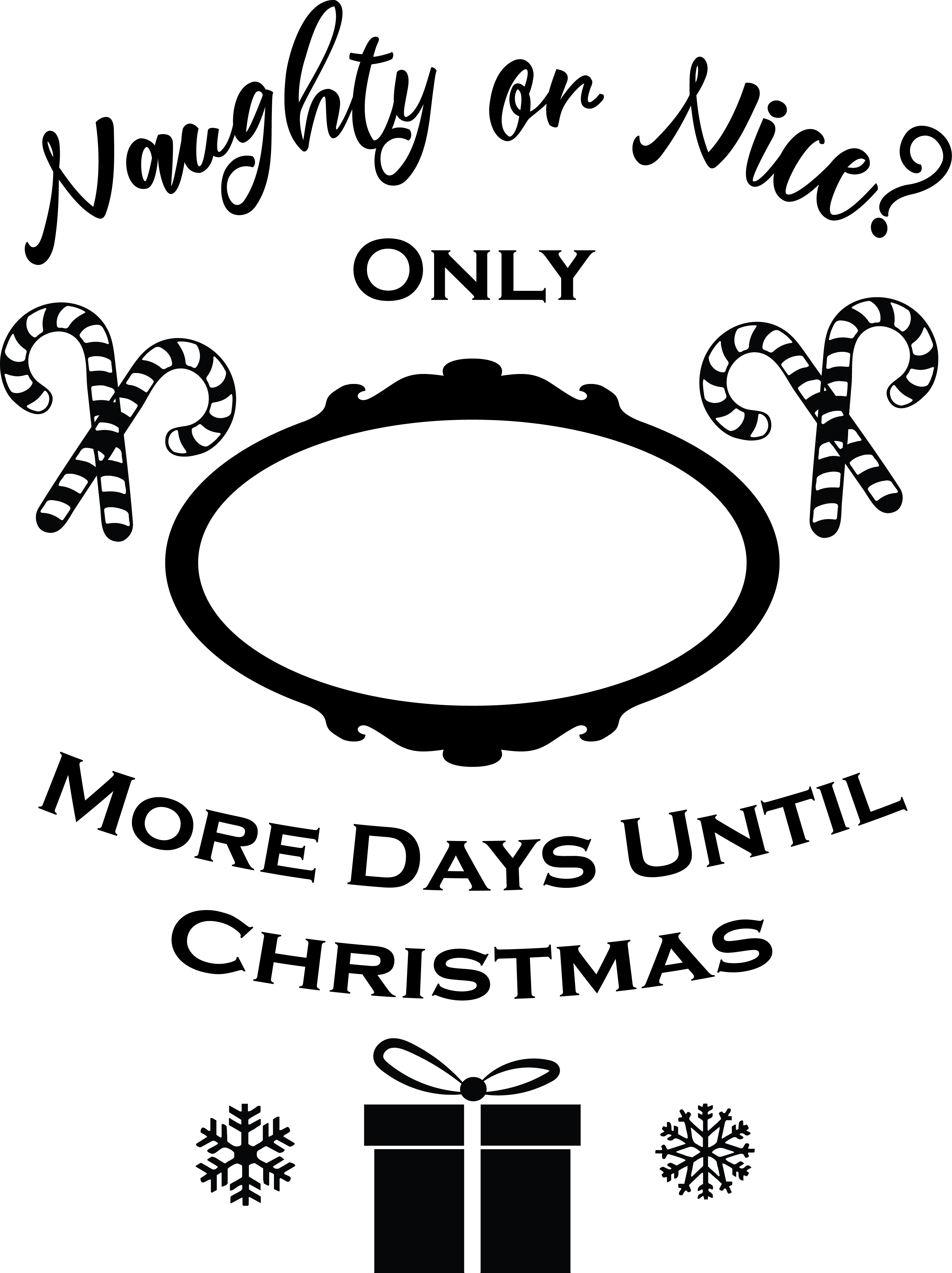 Days Until Christmas Svg Free.Daysuntilchristmas Free Svg Files More